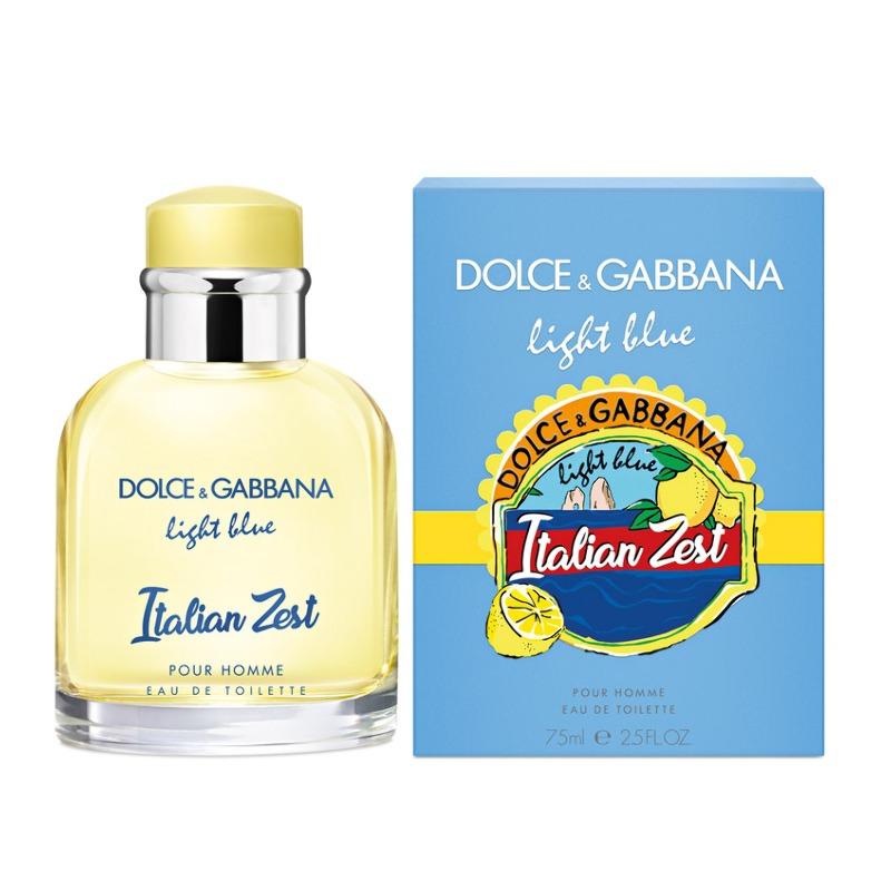 Light Blue Italian Zest Pour Homme DOLCE & GABBANA