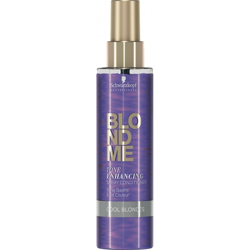 Спрей для волос BlondMe Tone Enhancing Spray Cool Blondes фото