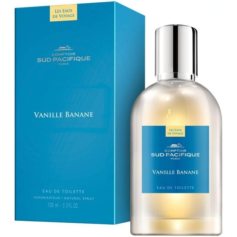 Купить Vanille Banane, Comptoir Sud Pacifique