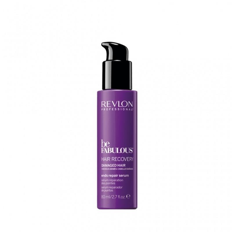 Купить Сыворотка для волос, Be Fabulous C.R.E.A.M. Recovery Ends Repair Serum, Revlon Professional