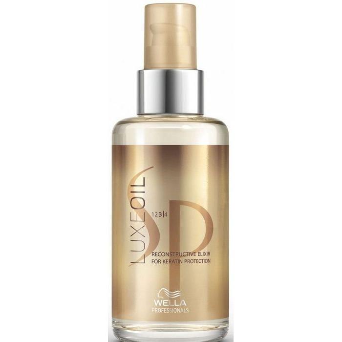 Эликсир для волос SP Luxe Oil Reconstructive Elixir фото