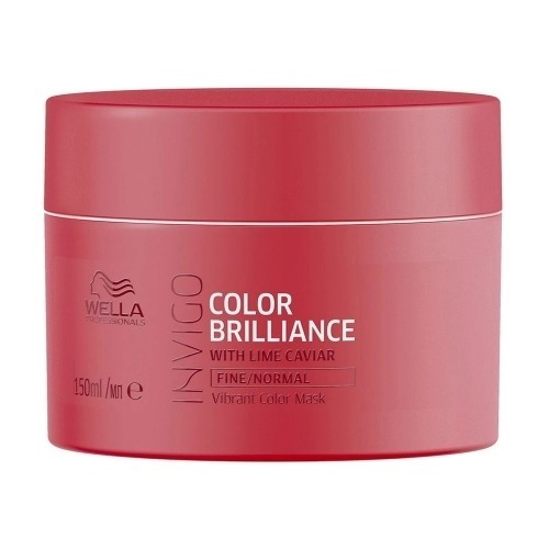Купить Крем-маска для волос, Invigo Brilliance Fine, Wella