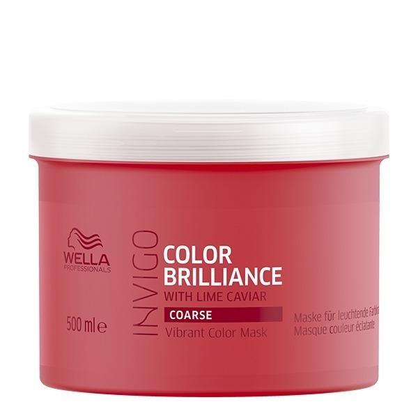 Купить Маска для волос, Invigo Brilliance Coarse, Wella