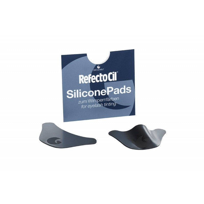 Подкладочки под глаза, Silicone pads, RefectoCil  - Купить
