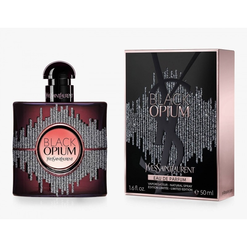 Женская парфюмерия Black Opium Sound Illusion от Yves Saint Laurent Parfum