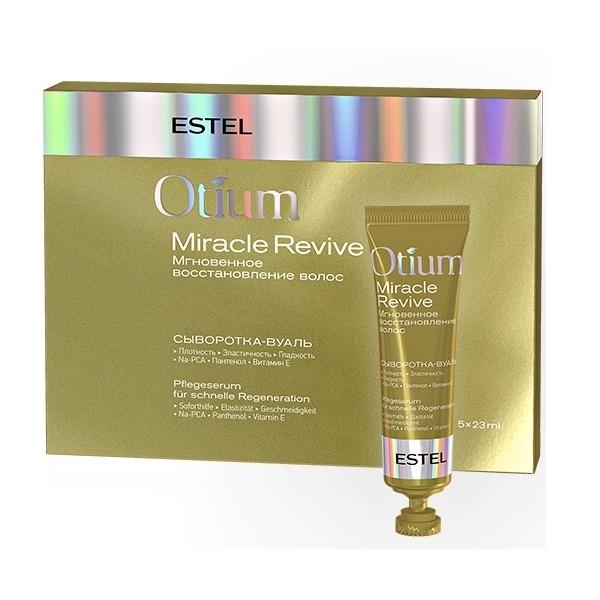 Сыворотка для волос «Мгновенное восстановление» Otium Miracle Revive фото