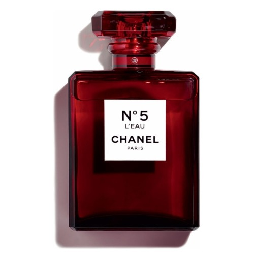 Chanel №5 L'Eau Red Edition.