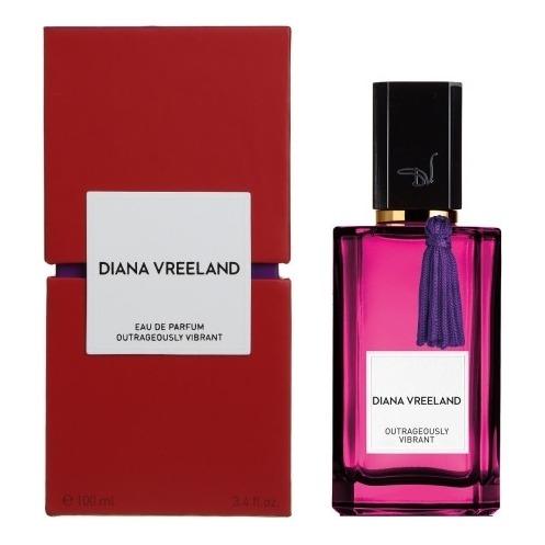 Купить Outrageously Vibrant, Diana Vreeland