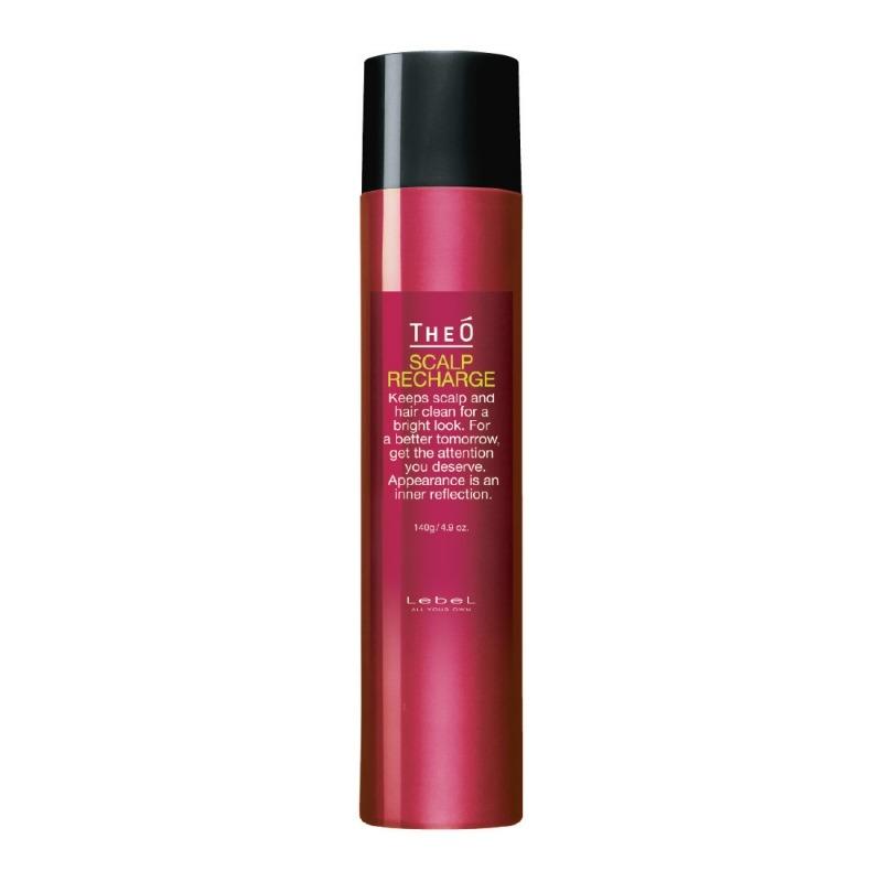 Купить Спрей для волос, Theo Scalp Recharge, Lebel Cosmetics
