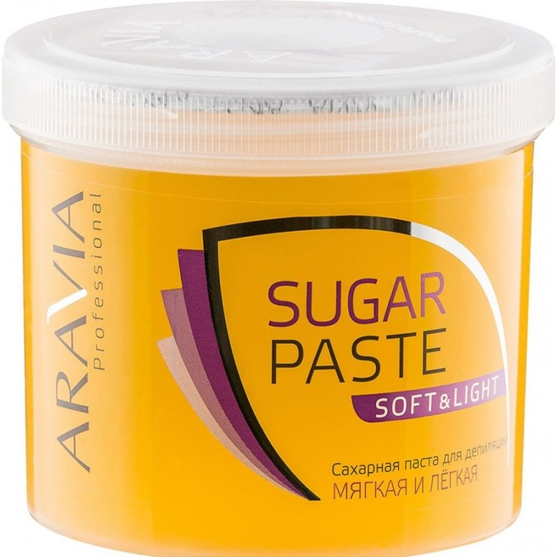 Купить Паста для депиляции, Soft & Light, Aravia Professional