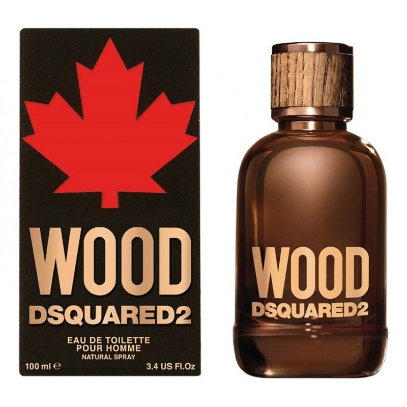 Купить Wood for Him, DSQUARED2