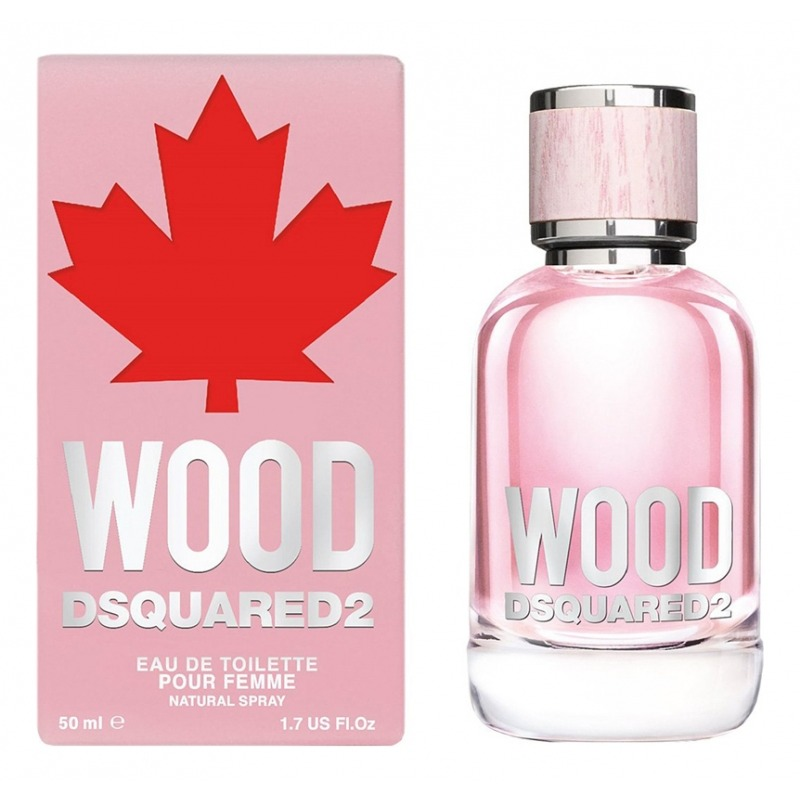 Купить Wood for Her, DSQUARED2