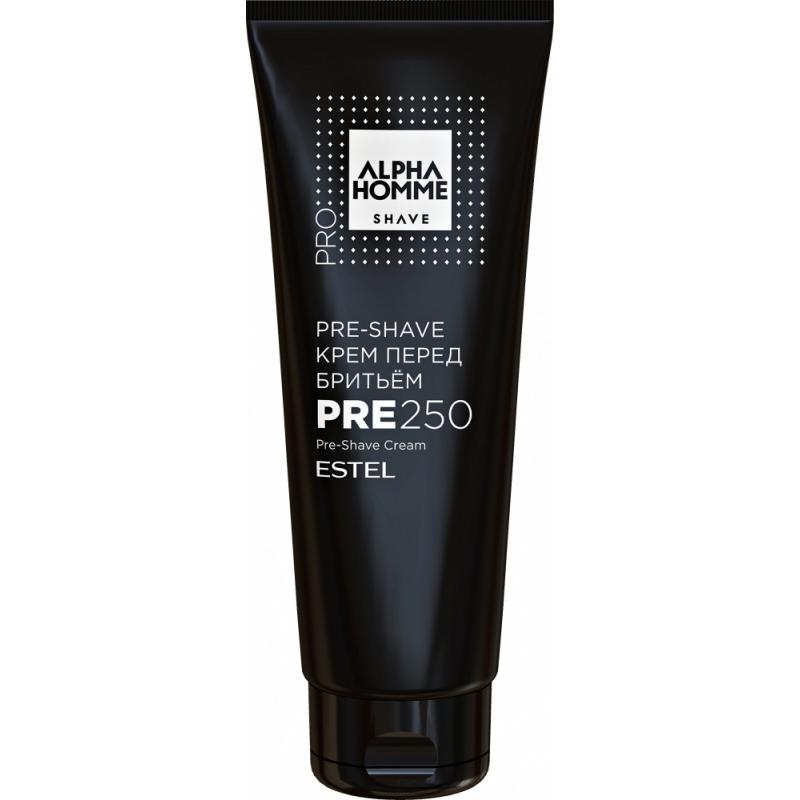 Крем перед бритьем Pre-Shave Alpha Homme фото