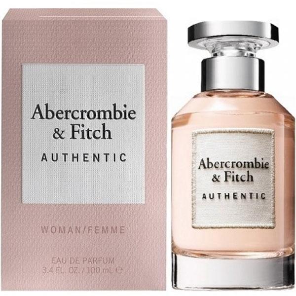 Купить Authentic Woman, Abercrombie & Fitch