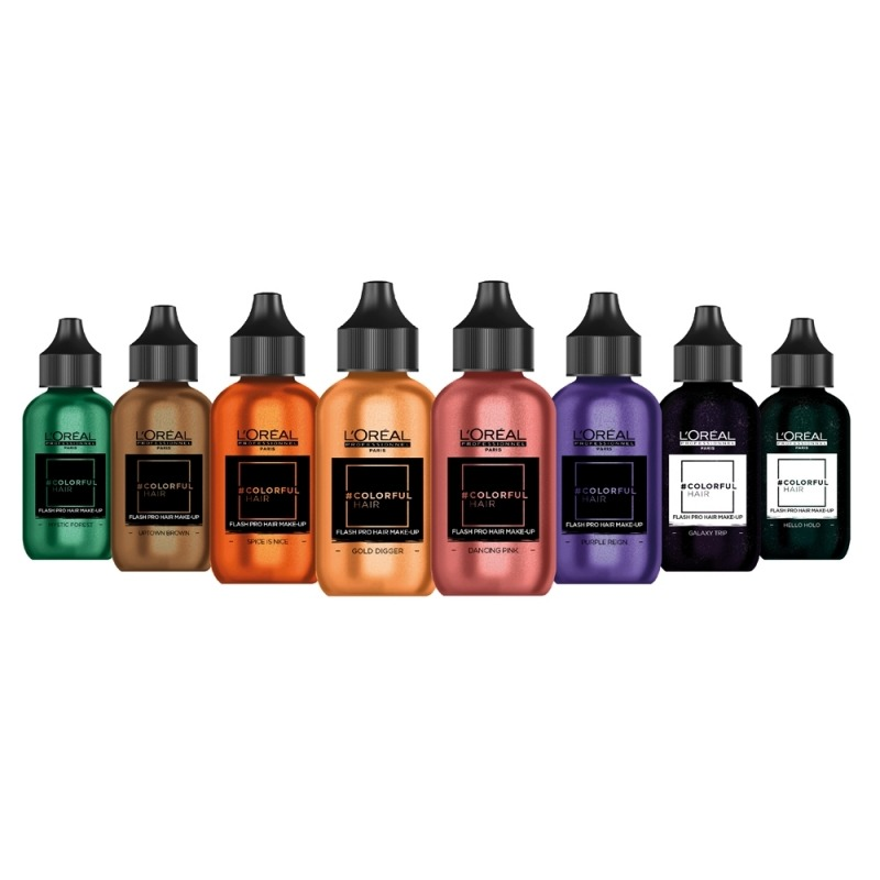 Купить Краска-макияж для волос Colorfulhair Flash Pro Hair Make-Up, Loreal Professionnel