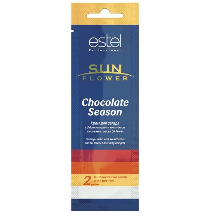 Купить Крем для загара, Sun Flower Chocolate Season, Estel