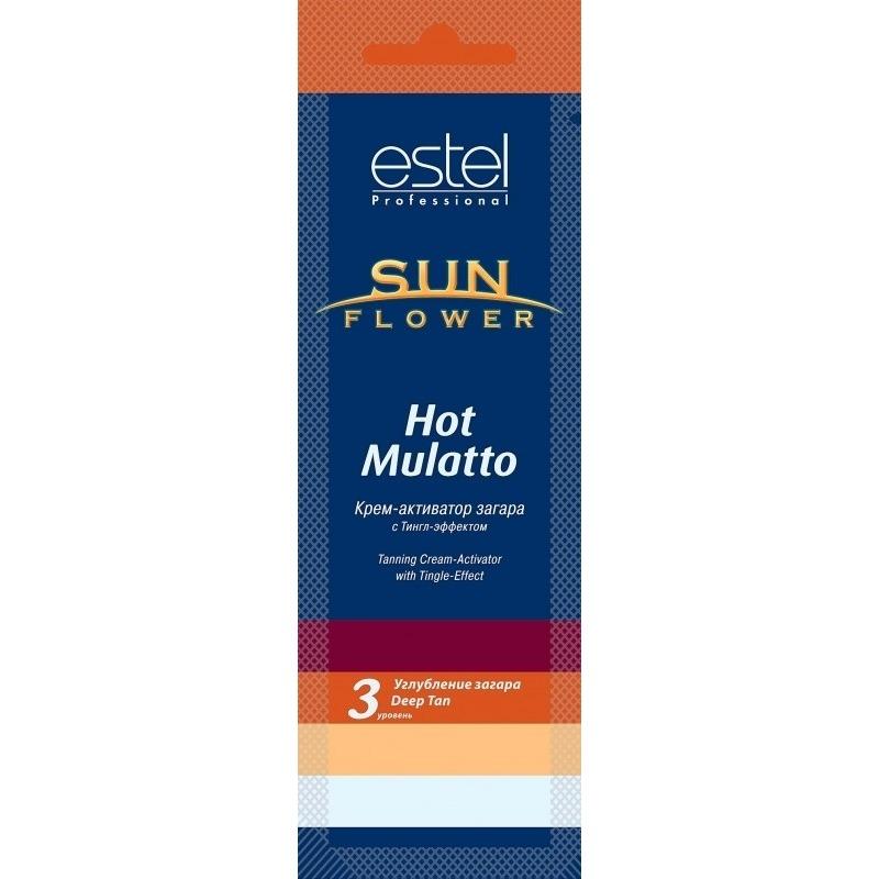 Купить Крем для загара, Sun Flower Hot Mulatto, Estel