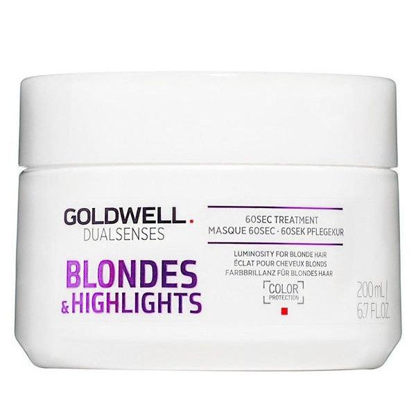 Купить Маска для волос, Dualsenses Blondes & Highlights, Goldwell