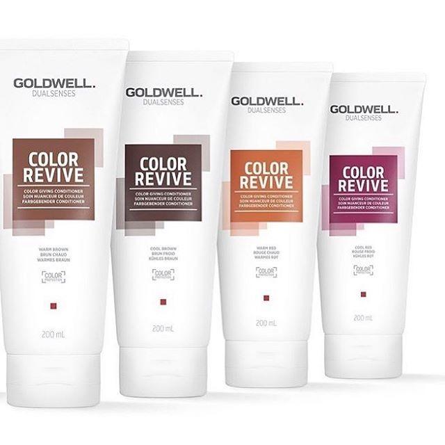 Купить Бальзам для волос, Dualsenses Color Revive, Goldwell