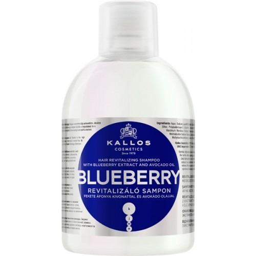 Шампунь Blueberry фото