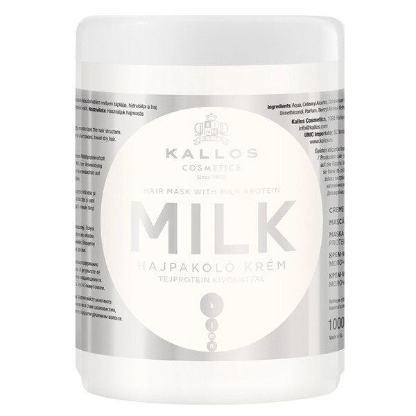 Купить Маска для волос, Milk, Kallos
