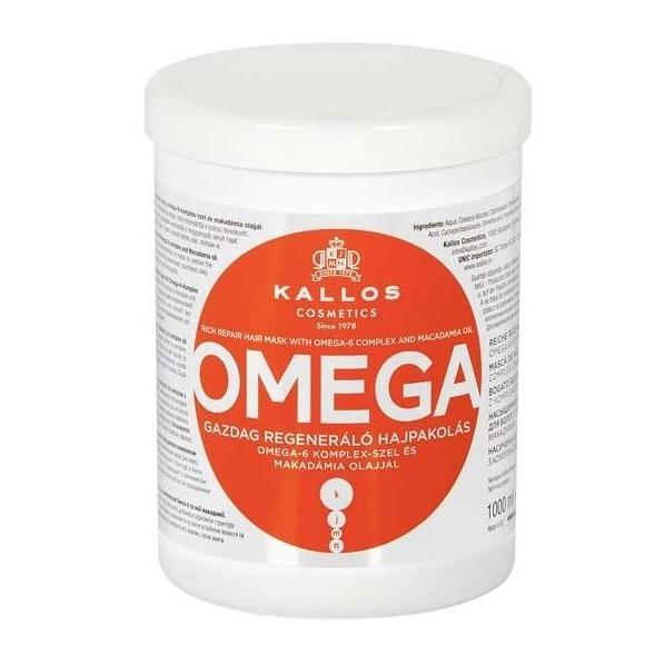 Купить Маска для волос, Omega, Kallos