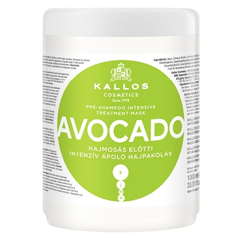 Маска для волос Avocado фото
