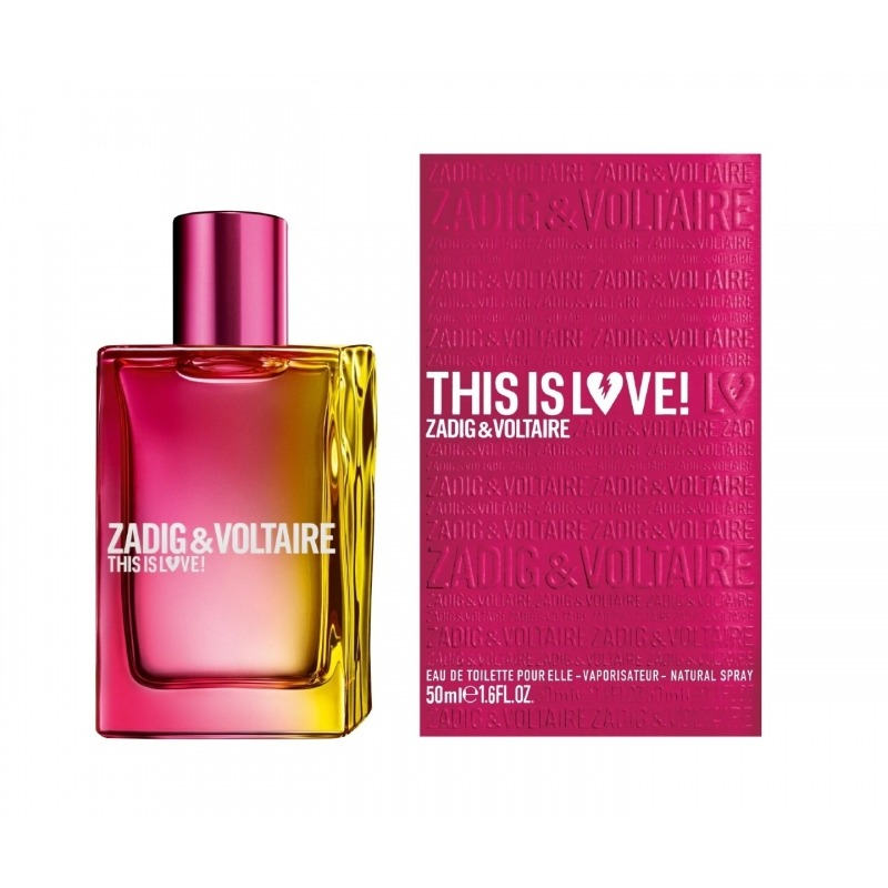 Купить This Is Love! for Her, ZADIG & VOLTAIRE