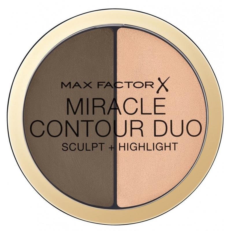 Купить Контуринг для лица, Miracle Contouring Duo, Max Factor