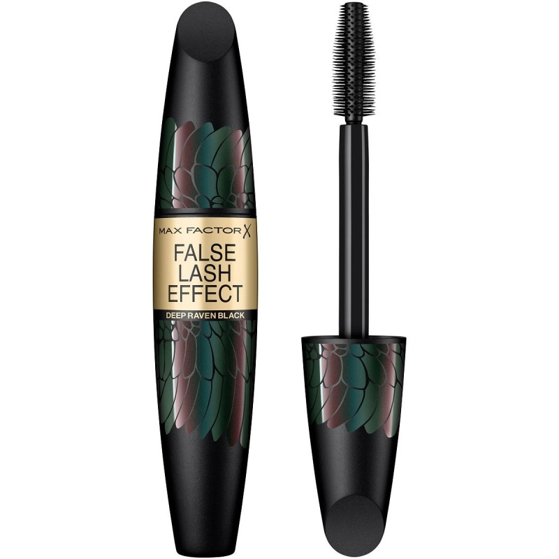 Тушь для ресниц False Lash Effect Deep Raven фото