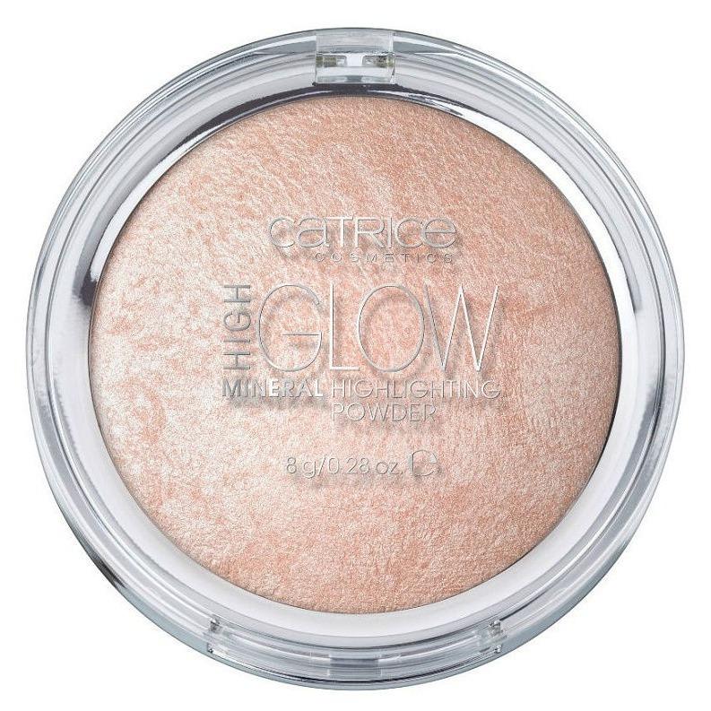 Купить Хайлайтер, High Glow Mineral Highlighting Powder, Catrice