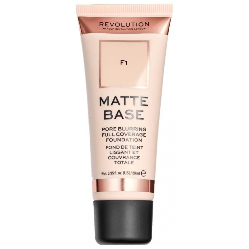 Купить Тональная основа, Matte Base, Makeup Revolution