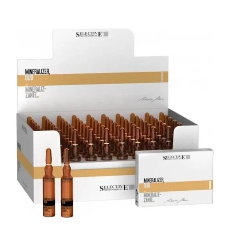 Масло для волос Oliomineralizer фото