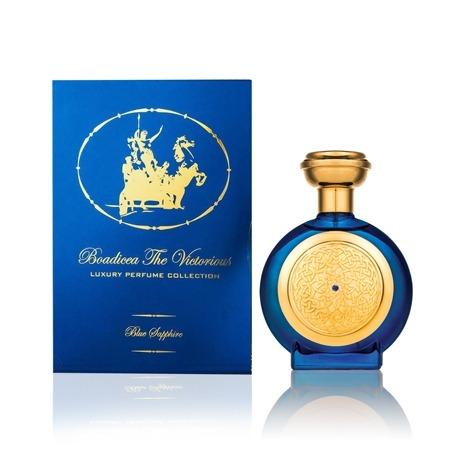 Купить Blue Sapphire, Boadicea The Victorious
