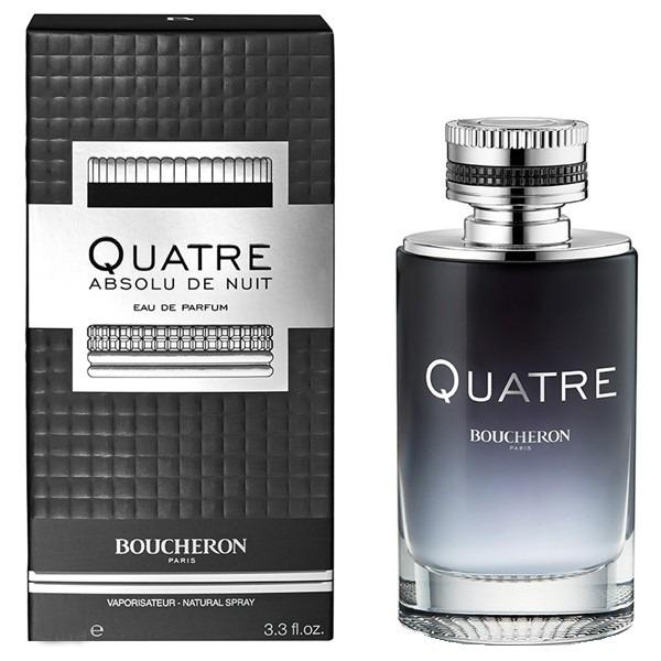 Купить Boucheron Quatre Absolue de Nuit Pour Homme