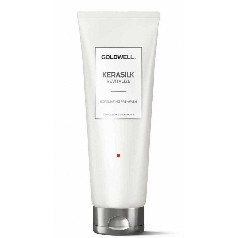 Купить Скраб для кожи головы, Kerasilk Revitalize Exfoliating Pre-Wash, Goldwell