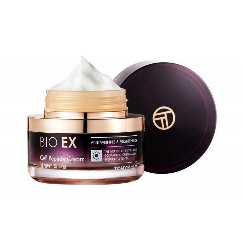 Крем для лица, Bio EX Cell Peptide, Tony Moly  - Купить