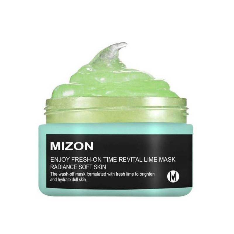 Купить Маска для лица, Enjoy Fresh On-Time Revital Lime, Mizon