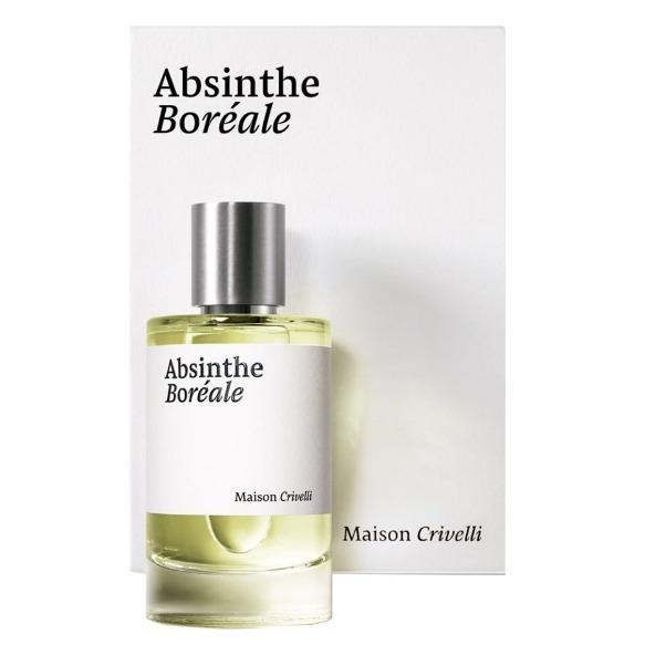 Купить Absinthe Boreale, Maison Crivelli
