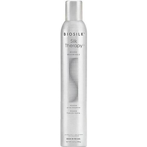 Купить Мусс для волос, «Шелковая терапия» Silk Therapy, Biosilk