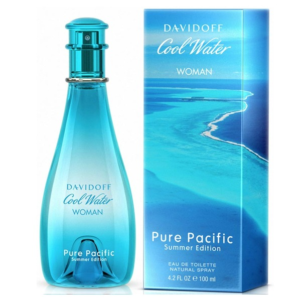 Cool Water Pure Pacific for Her Davidoff фото