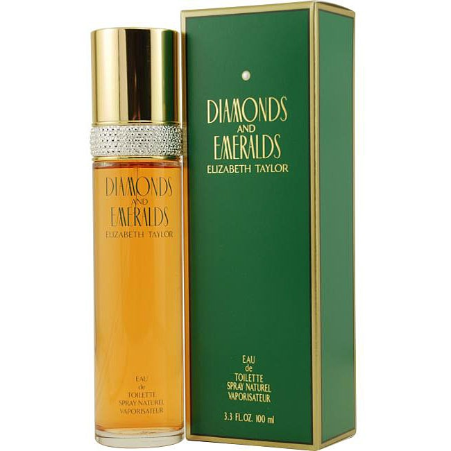 Купить Diamonds and Emeralds, Elizabeth Taylor