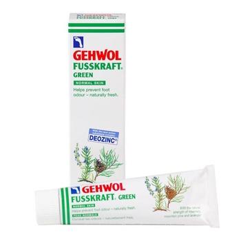 Купить Бальзам для ног, Fusskraft Green Notmal Skin, Gehwol
