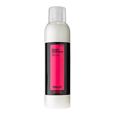 Купить Крем-шампунь питательный для сухих и ломких волос Cream Shampoo, Kallos