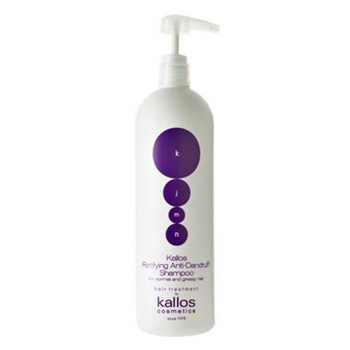 Купить Шампунь, KJMN Fortifying Anti-Dandruff Shampoo, Kallos