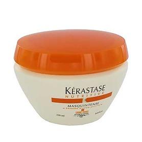 Питательная маска для сухих толстых волос Nutritive Masquintense фото