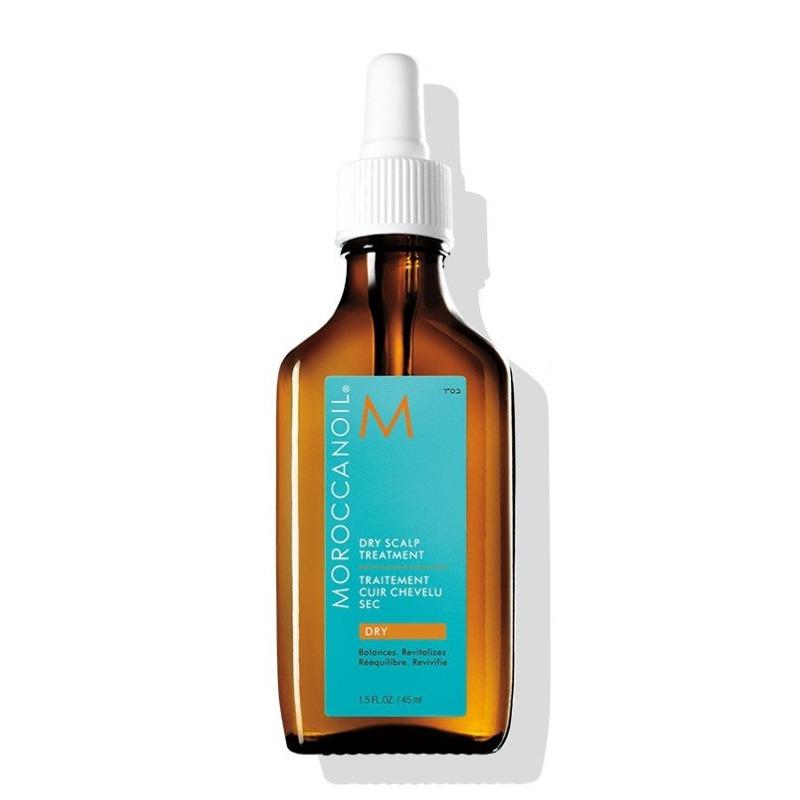 Купить Масло для волос, Dry Scalp Treatment, Moroccanoil