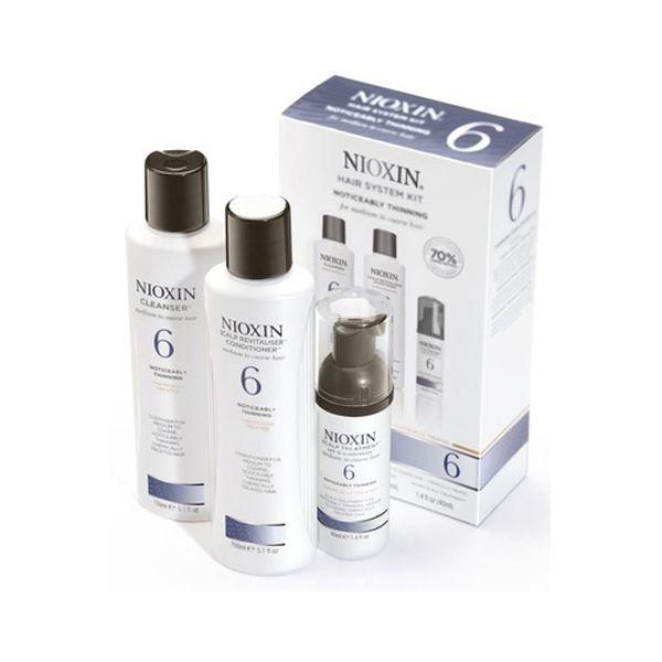 Купить Набор для волос, «Система 6» Starter Кit (System 6), Nioxin