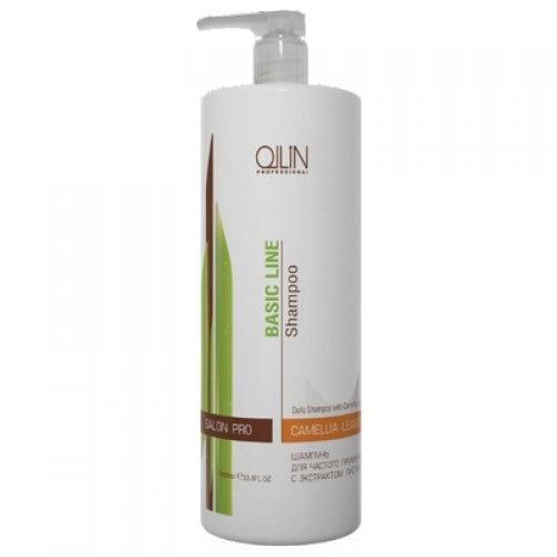 Шампунь для частого применения с экстрактом листьев камелии Daily Shampoo фото