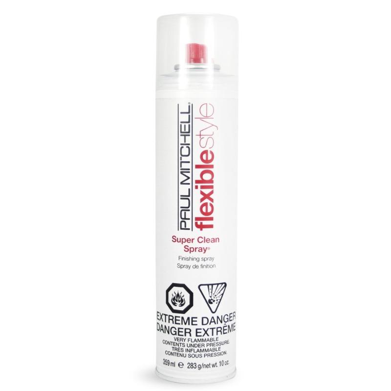 Купить Лак для волос, Super Clean Extra, Paul Mitchell